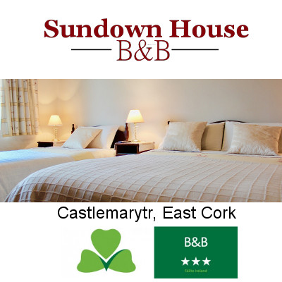 Sundown house B&Bs