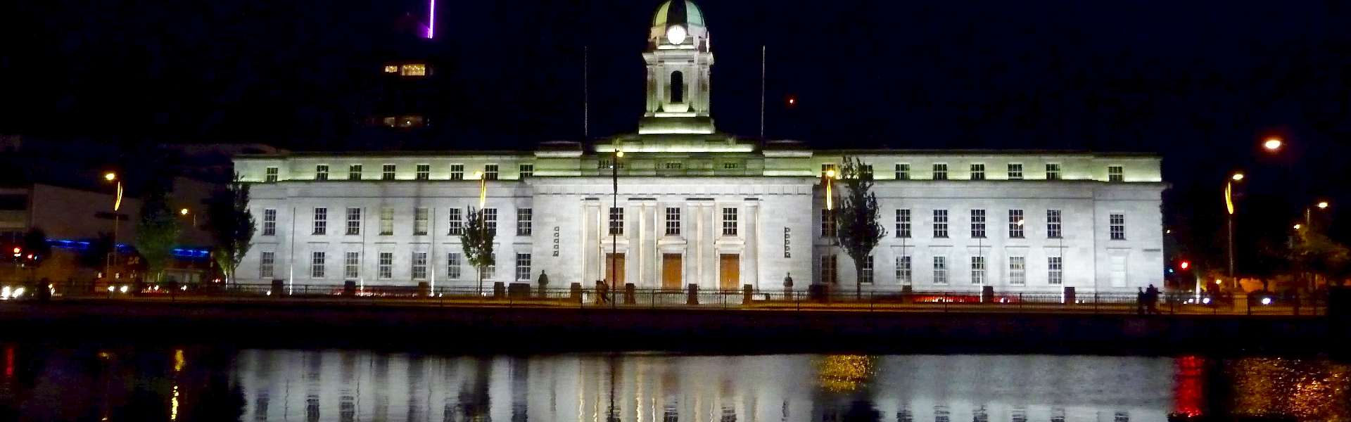 Shandon & Cork City Hall