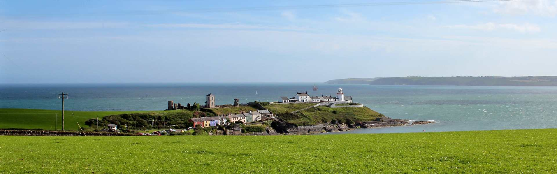 Roches Point Cork Harbour