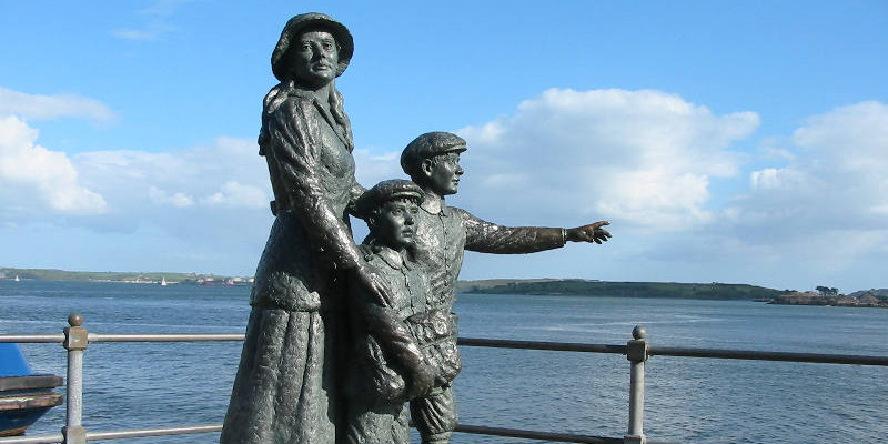 Annie Moore Cobh Cork Visitor Attractions