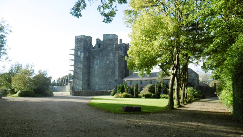 Barryscourt Castle & Gardens