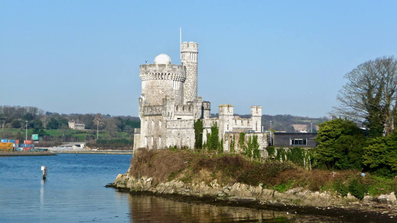 Blackrock Castle Cork City