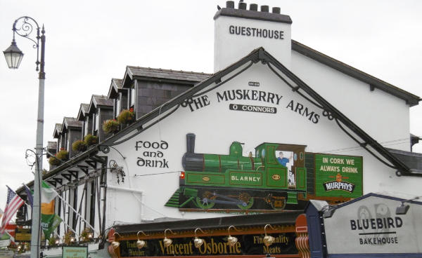 Muskerry Arms Pub Blarney Cork