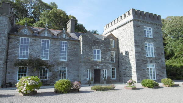 Castletownshend Castle West Cork