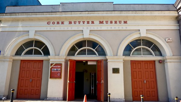 The Cork Butter Museum