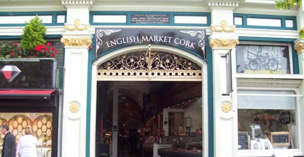 """Résultat de recherche d'images pour """"cork irlande English Market"""""""