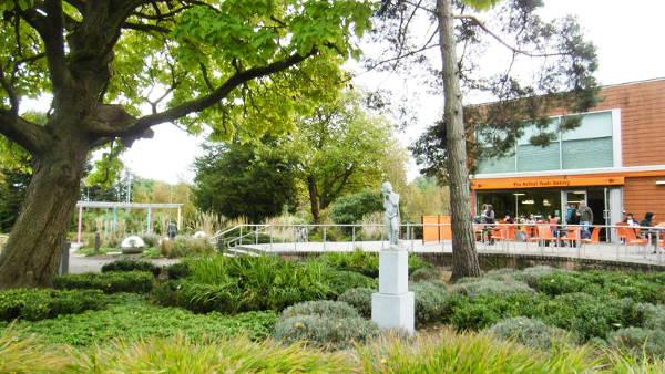 Sky Garden Walk: Fitzgeralds Park Cork City Cork Guide