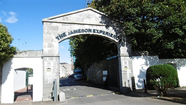 Jameson Heritage Centre Entrance