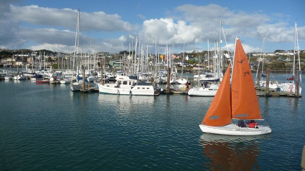 Kinsale Marina Waterside West Cork