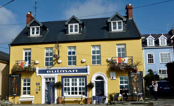 The Bulman Pub & Restaurant in Kinsale