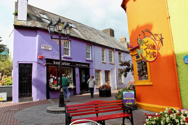 Kinsale little streets Cork