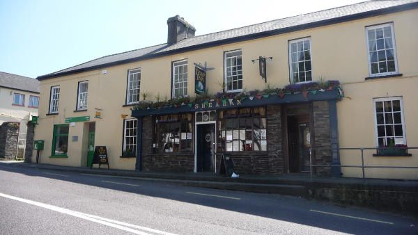 Leap West Cork Tourism Info B&B Hotels Cork Guide Map Of Leap Ireland on