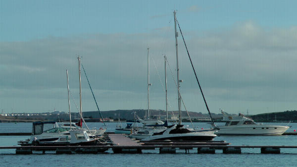 Monkstown Marina County Cork