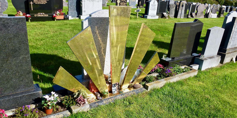 Rory Gallagher Grave