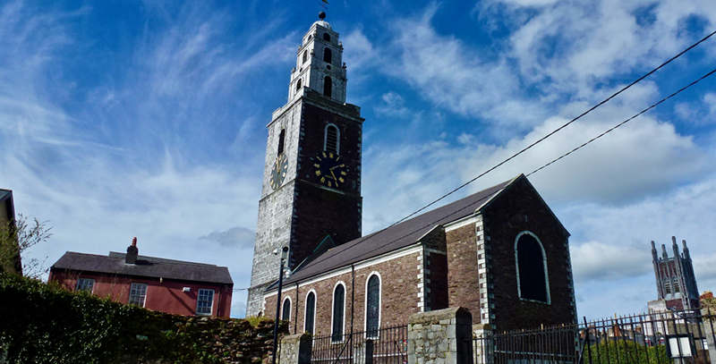 Shandon Steeple Cork City Visitor Attraction