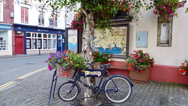 Skibbereen town centre West Cork