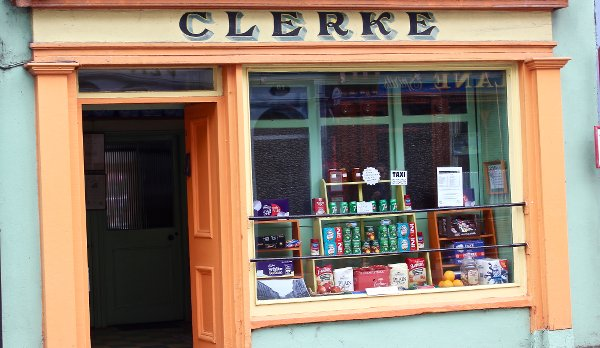 Skibbereen traditional Clerkes Shop