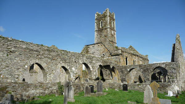 Timoleague Abbey West Cork