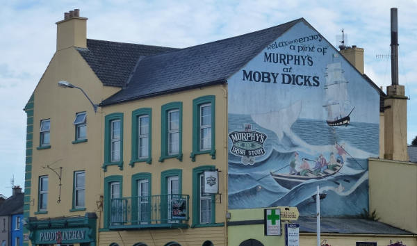 Moby Dick Youghal Pub