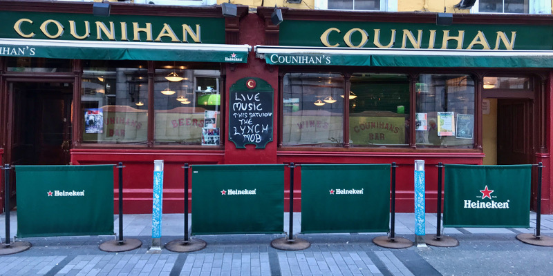 Cork City Pubs