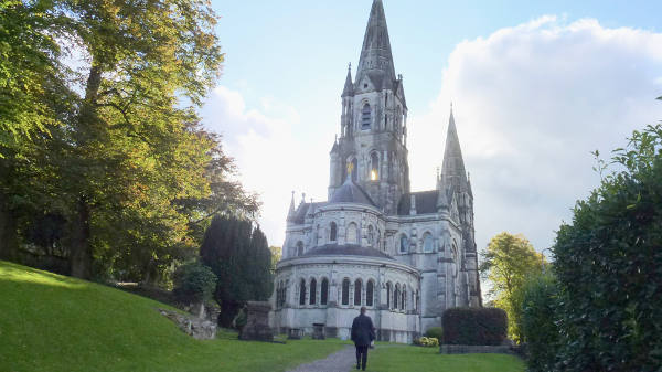 St. Fin Barre's Cathedral Cork City