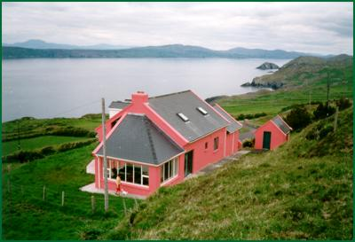Sea Calm House Mizen Holiday Home