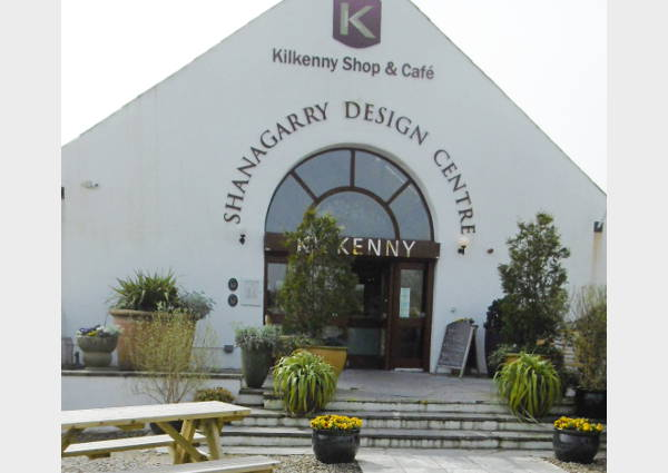 Kilkenny Shop Design Centre & Cafe Shanagarry East Cork