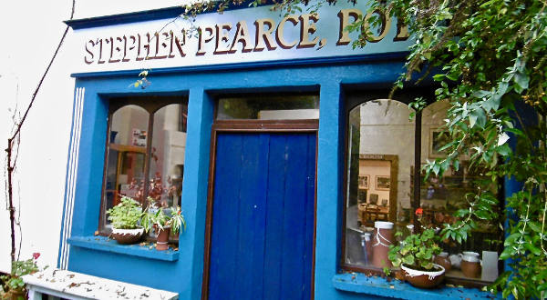 Shanagarry Steven Pierce Pottery Store and Cafe East Cork